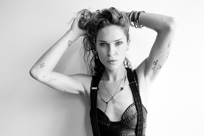 Erin Wasson has gained some notoriety for her collection.