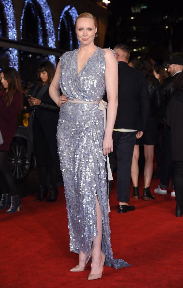 Gwendoline Christie in Vivienne Westwood.