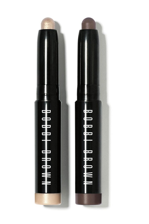 Easy smoky eyes on the go. <strong>Mini Long Wear Cream Shadow Stick Duo, $35, Bobbi Brown, mecca.com.au</strong>