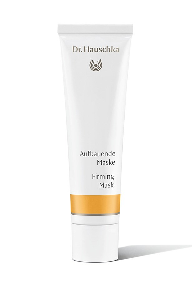 Rich and nourishing, it's a good one for chests prone to fine lines and wrinkles, and smells just like heaven. <br><br> <em>Firming Mask, $99, Dr Hauschka, 02 8765 1100 </em>