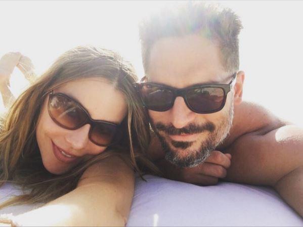 Honeymoon selfie - check.