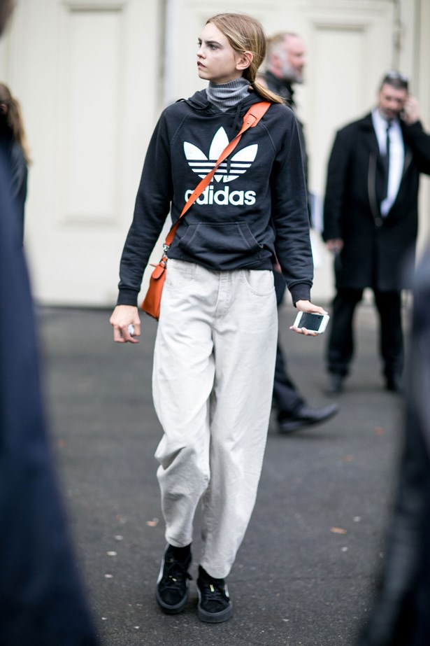 <p>10. Adidas</p> <p>2015 was truly the year where Adidas really grew new wings- think Kanye collab and much much more. If there's ever a time to get away with wearing a tracksuit it's now.</p>
