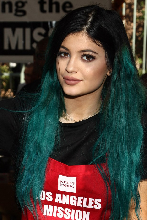 <p><strong>24. 14 December 2014</strong></p> <p>And finally, this was Kylie's iconic mermaid hair this time last year. Now... To brainstorming how she's going to beat her own standards in 2016.</p>