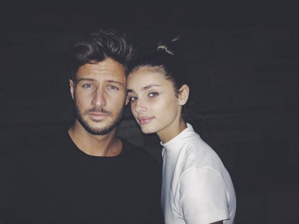 """<strong>Michael Stephen Shank, Model/Actor, Boyfriend of Taylor Hill</strong> <br><br> <a href=""""https://www.instagram.com/michaelstephenshank/"""">@michaelstephenshank</a>"""