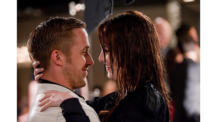 <strong>28. CRAZY, STUPID, LOVE (2011)</strong> <br><br> This six-degrees-of-separation rom-com is a winner for so many reasons. Ryan Gosling and Emma Stone have so much chemistry, Steve Carrell is characteristically hilarious, the women are smart and well developed. Go you, Crazy, Stupid Love.