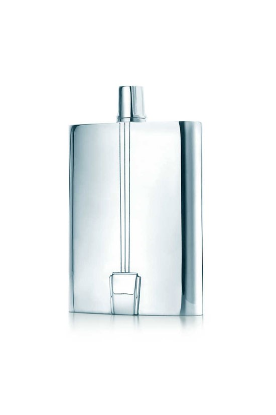 "<strong>Century Flask</strong>, $900, Tiffany & Co., <a href=""http://www.tiffany.com/gifts/gifts-for-the-home/century-flask-17839446"">tiffany.com</a> <br><br> They most certainly won't have one of these."
