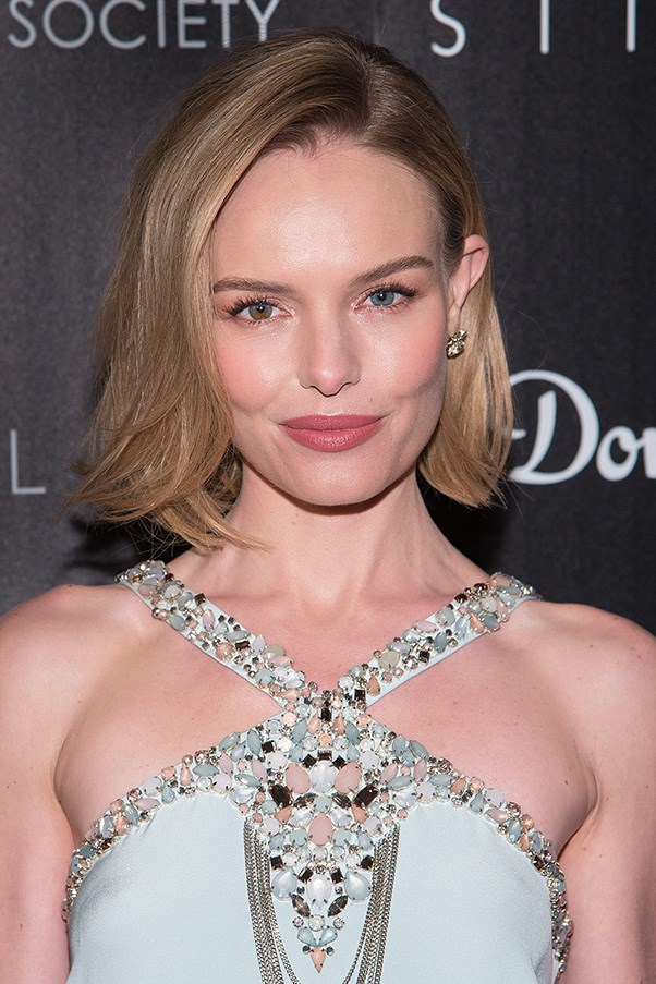 <strong>13th January </strong> <br><br>Fashion darling <strong>Kate Bosworth </strong>always has us lusting over her dewy, pared back makeup and perfectly blown out hair.