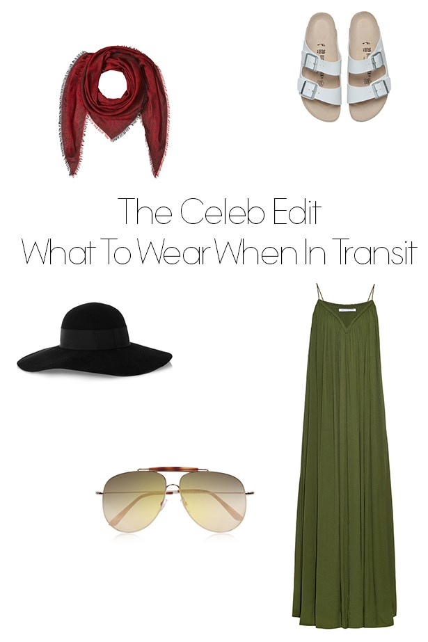 Dressing for travel