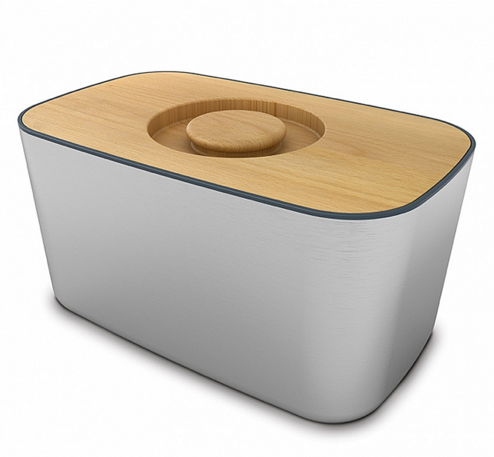 "A fancy bread box for your fancy sourdough loafs<a href=""http://top3.com.au/categories/kitchen-and-dining/bread-bins/joseph-joseph-bread-bin/jj95007"">Top 3</a>, $199"