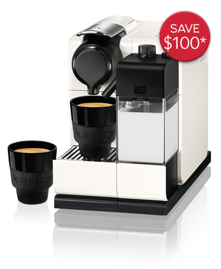 "You will DEFINITELY use a coffee machine every day. <a href="" https://www.nespresso.com/au/en/product/lattissima-touch-set-white-50583"">Nespresso</a>$569.00 after $100 discount at checkout or $699"