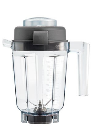 "You're going to drink more than one green juice a year ... right?! <a href=""http://www.myer.com.au/shop/mystore/kitchen-appliances/vitamix-016208-09-litre-dry-jug-attachment"">Vitamix from Myer</a>"