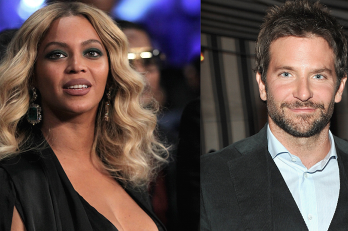 Beyonce And Bradley Cooper To Make Movie Magic Together