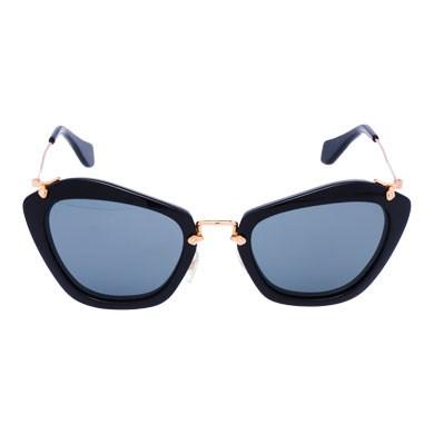 """<strong>MUI MUI NOIR SUNGLASSES</strong> <br><br> <a href=""""http://store.miumiu.com/en/US/dep/eyewear/cat/acetate/product/SMU10N_E1AB_F01A1"""">store.muimui.com</a>"""
