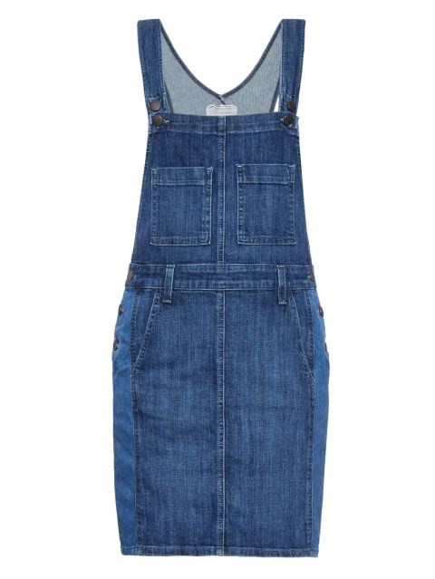 "<strong>OVERALL DRESSES</strong> <br><br> Current/Elliott ""The Carpenter"" Overall Dress, <a href=""http://www.currentelliott.com/the-carpenter-dress-mixed-bag?avad=55097_ea2102e5&al_affid=40661&utm_campaign=40661&utm_source=Avantlink&utm_medium=affiliates"">www.currentelliott.com</a>"