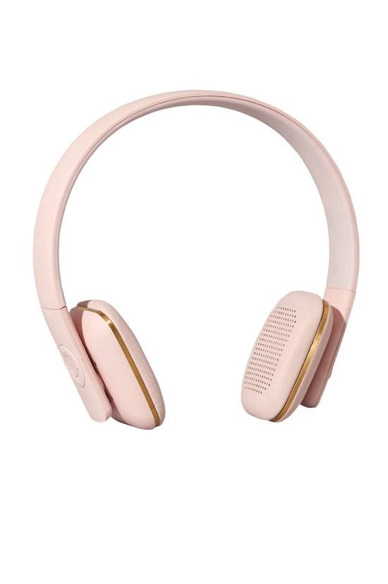 "Kreafunk Headphones, $180.00, <a href=""http://www.myer.com.au/shop/mystore/electrical/headphones/kreafunk-kreafunk-kfhe-pin-ahead-bluetooth--174%3B-on-ear-headphones-pink"">Myer</a>"