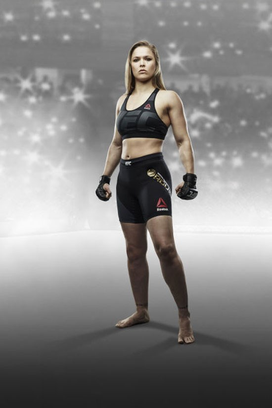 "<strong>RONDA ROUSEY</strong> <br><br> Ronda Rousey, arguably the biggest mixed martial arts fighter, enjoyed a year in the spotlight that was interrupted when she was <a href=""http://www.cosmopolitan.com/lifestyle/a49304/ronda-rousey-knockout/"">shockingly knocked out</a> in a fight in November."