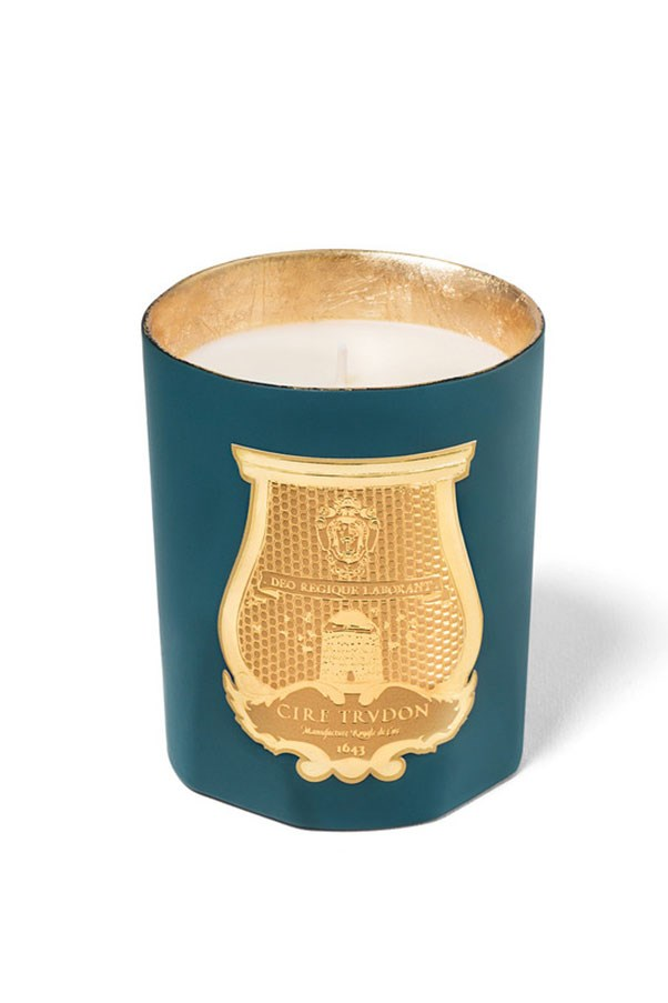 "<strong> Candle in Gabriel, $125, Cire Trudon, <a href=""https://au.amara.com/products/gabriel-scented-candle-1?utm_source=google&utm_medium=cpc&amss=1s8&pdg=65322796362__55999017703_c_1o8&gclid=Cj0KEQiAnJqzBRCW0rGWnKnckOIBEiQA6qDBasSlOl6PN1V0RlDrJsmWEEe8jqV-LXtY9wTdIvQJY1QaAsYV8P8HAQ"">au.amara.com</a></strong> <br><br>Ace Christmas gift giving with Cire Trudon's ultra-luxe candles. Go with Gabriel for a dark, guy-friendly, musky scent featuring leather and cashmere wool, sweetened with candied chestnuts."
