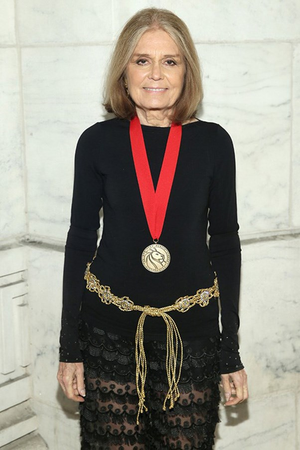 Time Gave Gloria Steinem A Gucci Bag To Make Up For The Pay Gap