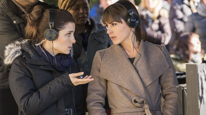 <strong>Quinn and Rachel, <em>UnREAL</em></strong> <br><br> Does female friendship really involve grabbing your friend in the face and subtly threatening her in order to convince her to produce better reality TV content? According to Quinn and Rachel, it sure does; their gritty, dysfunctional, hilarious relationship was one of the most addictive parts of <em>UnREAL</em>. It was fascinating to watch them work together, support one another, and simultaneously bring out the best and worst sides of one another.