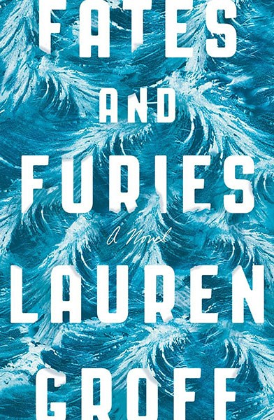"<strong><em>FATES AND FURIES</em> BY LAUREN GROFF</strong> <br><br> ""It was actually one our ELLE readers who sparked my interest in this book. 'This clever novel about the extraordinarily electric and mysterious marriage of Lotto and Mathilde is told in two halves: the first from the husband¹s point of view and the second from the wife's,' Isabelle Furth wrote when she cast her vote for <em>Fates and Furies</em> for our November 2015 ELLE Lettres reader's prize. 'Suspenseful, romantic, and sad, <em>Fates and Furies</em> defies characterization in the best of ways,' she added. I totally agree."" - Chloe Schama, ELLE.com executive editor"