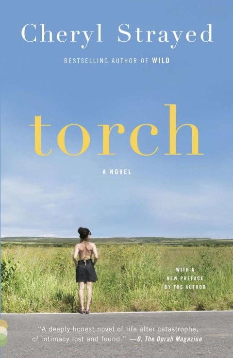 <strong>1. <em>Torch</em> by Cheryl Strayed</strong>