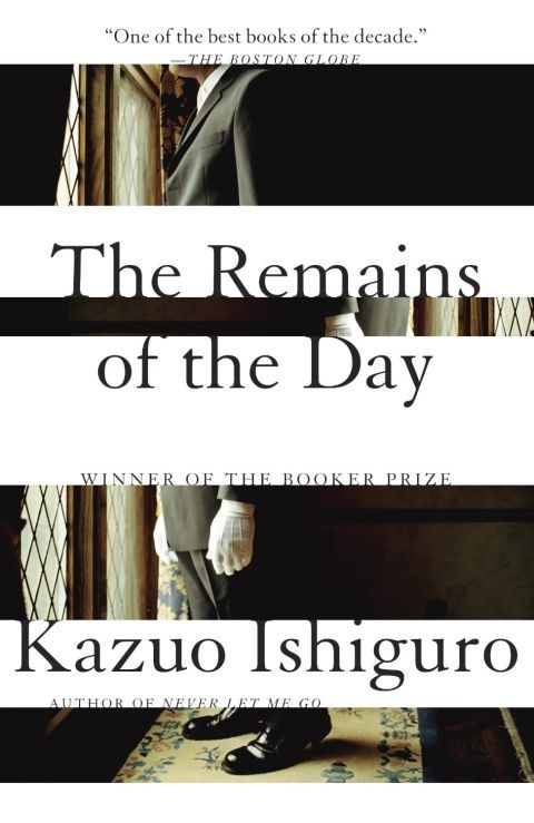 "<strong>6. <em>The Remains of the Day</em> by Kazuo Ishiguro</strong> <br><br> Ishiguro's novel is one of her favourites for its expression of the consequences of discretion, Watson <a href=""http://www.harpersbazaar.co.uk/fashion/fashion-news/bazaar-august-2011-emma-watson-283"">told <em>Harper's BAZAAR UK</em></a> in 2011. ""When I was growing up, my family, particularly my father, were very stoic,"" she revealed. ""Part of me is very resentful of this British mentality that it's not good to express feelings of any kind – that it's not proper or brave."""