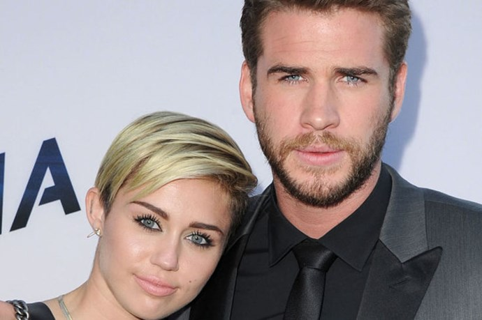 Liam Hemsworth And Miley Cyrus Are Hanging Out Again