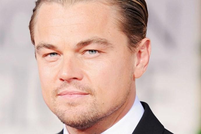 Leonardo DiCaprio Back To Being Leonardo DiCaprio