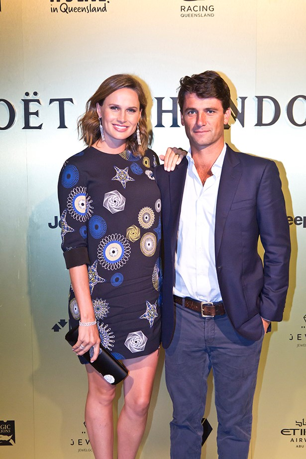 Francesca Cumani and Rob Archibald