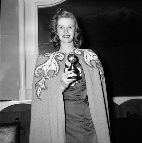 LOIS MAXWELL, 1947