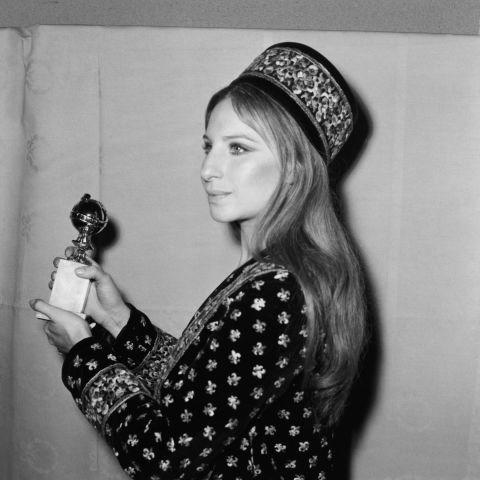 BARBRA STREISAND, 1971
