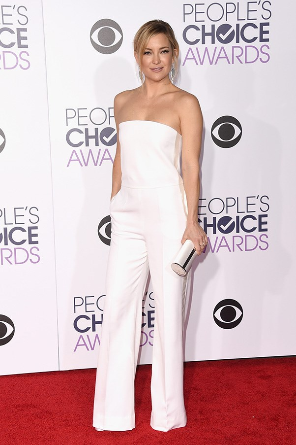 Red Carpet At The People's Choice Awards