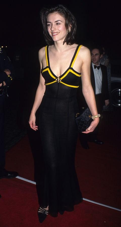 ELIZABETH HURLEY, 1995