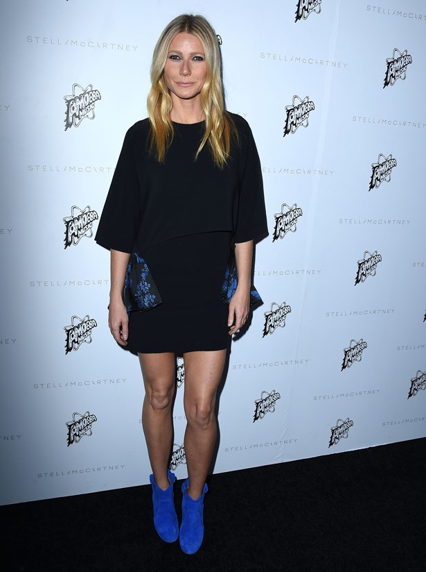 Gwyneth Paltrow.