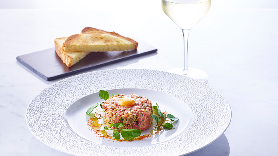 ELLE Recipes: Steak Tartare