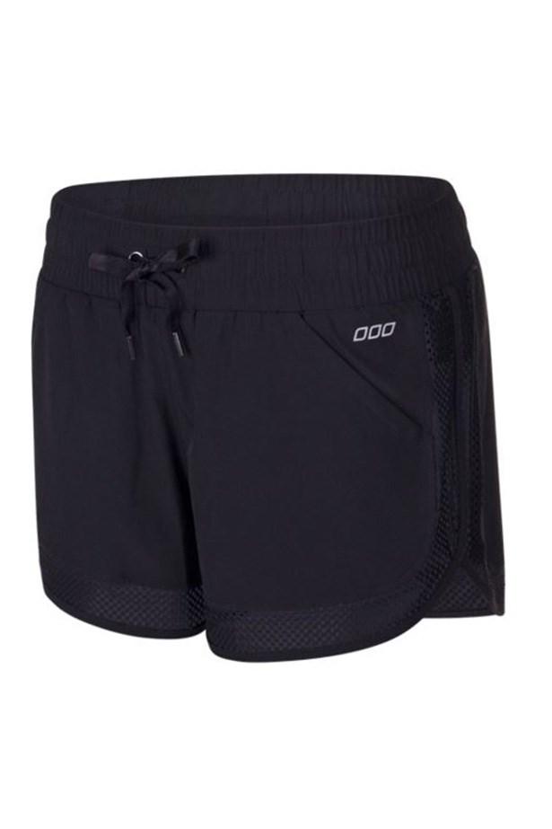 "Shorts, $65.99, Lorna Jane, <a href=""http://www.lornajane.com.au/1115108/Pyramid-Run-Short"">lornajane.com.au</a>"
