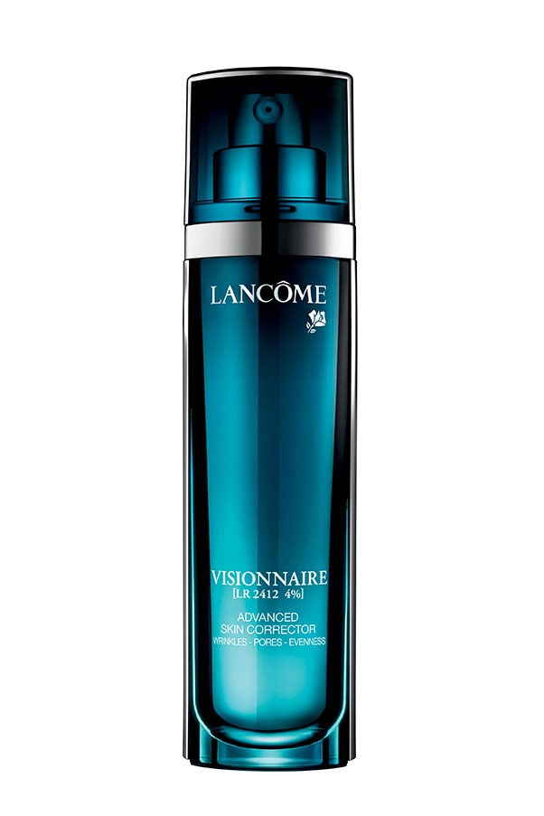 """<strong><a href=""""http://shop.davidjones.com.au/djs/en/davidjones/visionnaire-blur"""">Visionnaire Blur, $65, Lancôme, 1300 651 991</a></strong> <br><br> A pore-reducing and imperfection-blurring fix-it, layer under your makeup for flawless skin in a flash."""