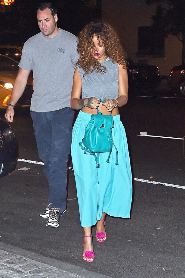 Rihanna's Danielle Nicole 'Brooklynne' backpack is actually under $100.