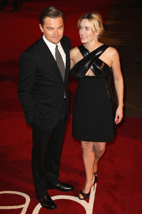 In London at the European premiere of Revolutionary Road in 2009.