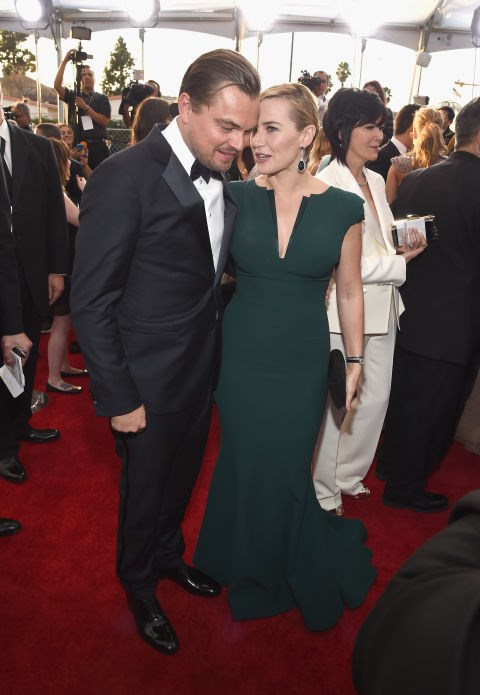 Reunited at the 2016 Screen Actors Guild Awards.