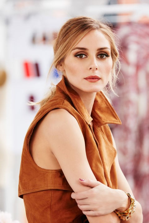 Olivia Palermo for her new Chelsea28 clothing line for Nordstrom