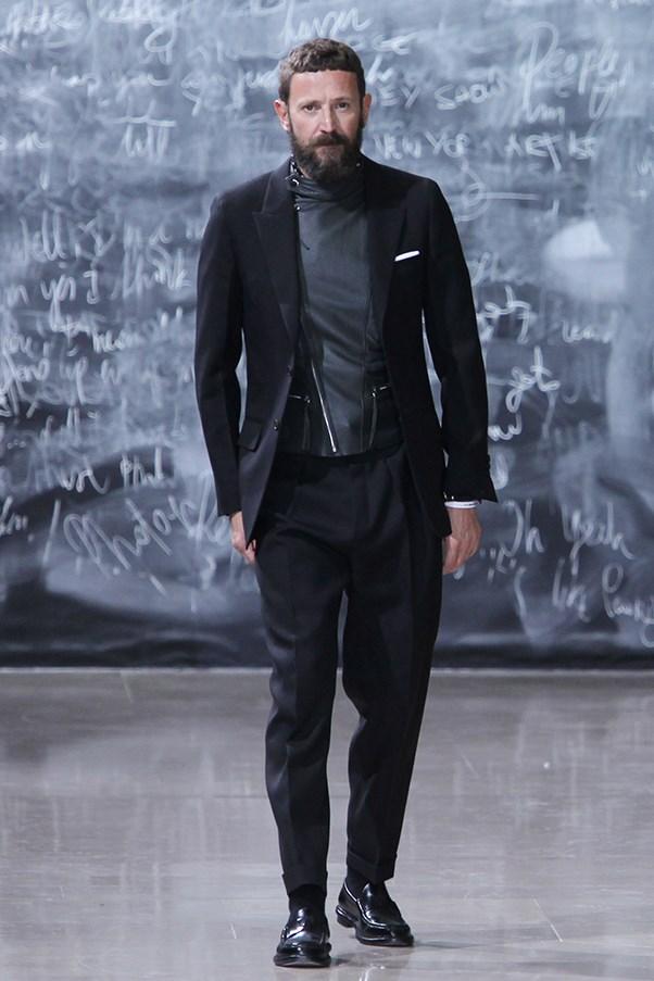 Yves Saint Laurent designer Stefano Pilati