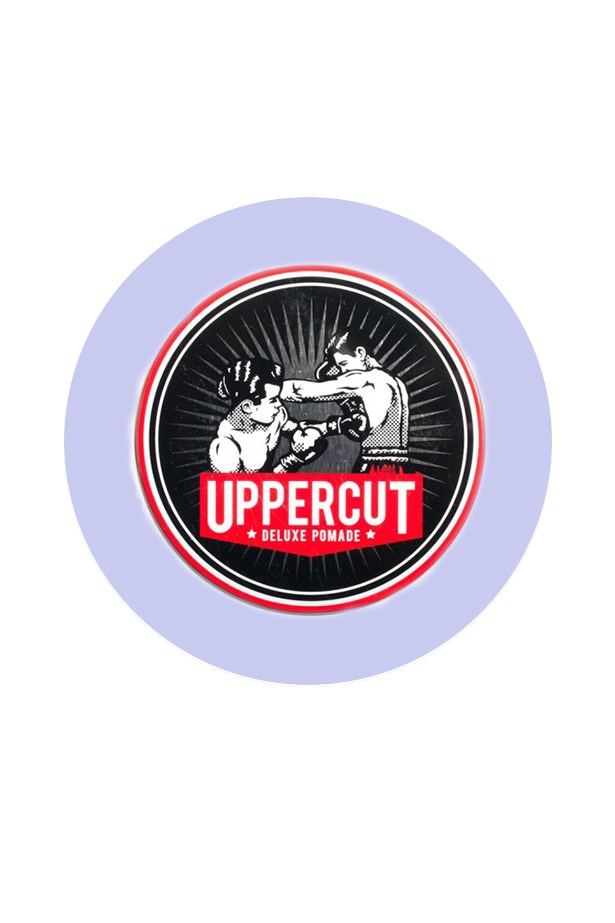 <strong>Uppercut Deluxe</strong> <br><br> Whether he just wants a bit of texture or a full-blown pompadour – we won't judge, Uppercut Deluxe has a styling product for every man. <br><br> Go-to product: the pomade for all types <br><br> A universal wax with a strong hold and a bit of shine will makes this little pot a fail-safe gift for the hair savvy. <br><br> Deluxe Pomade, $24, Uppercut Deluxe, uppercutdeluxe.com/au