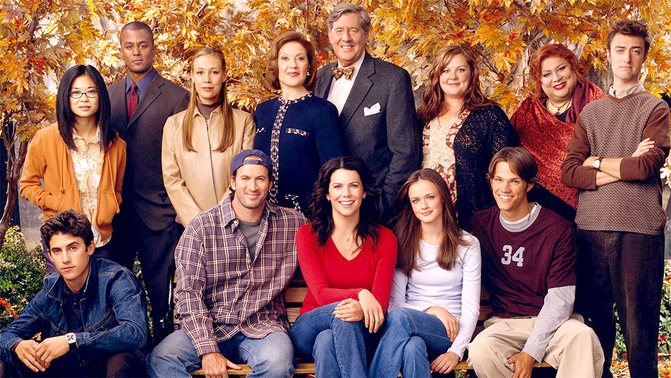 Gilmore Girls reunion: Here's the first picture of the new Netflix series
