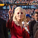 Lady Gaga Goes Crazy During The Superbowl Halftime Show, Just Like Us image