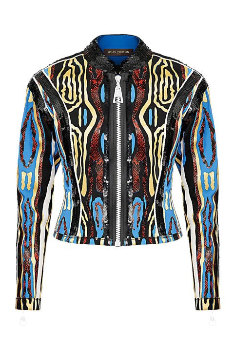 <em><strong>THAT LOUIS VUITTON RESORT JACKET</strong></em><p> <p> Last season marked Nicolas Ghesquiere's final Louis Vuitton collection, which probably led people to buy in bulk. At the top of the shopping list? If not this exact colorful piece, then the monogrammed version. <p> Louis Vuitton Amerindien Embroidery Jacket, $11,800; louisvuitton.com