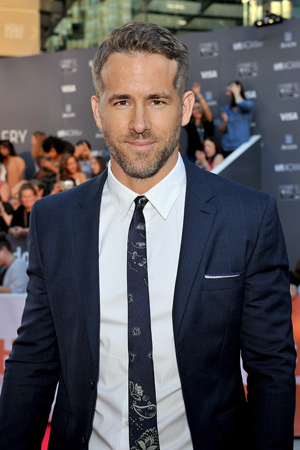 Ryan Reynolds at the 2015 Toronto International Film Festival for 'Mississippi Grind'.