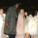 What the Kardashian-Jenners Wore to #YeezySeason3 image