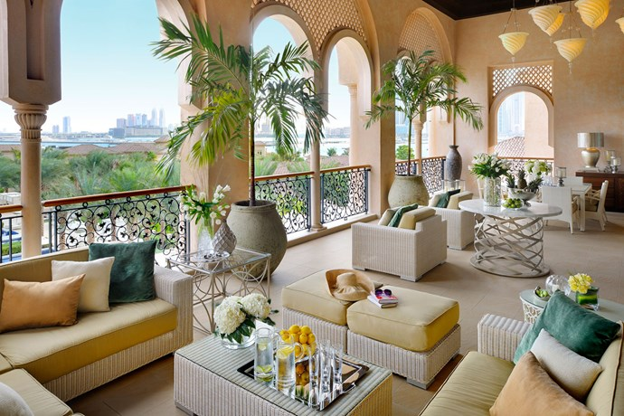 One and Only The Palm, Dubai: Think unbounded luxury and your very own Sex and the City moment (BYO Manolos).