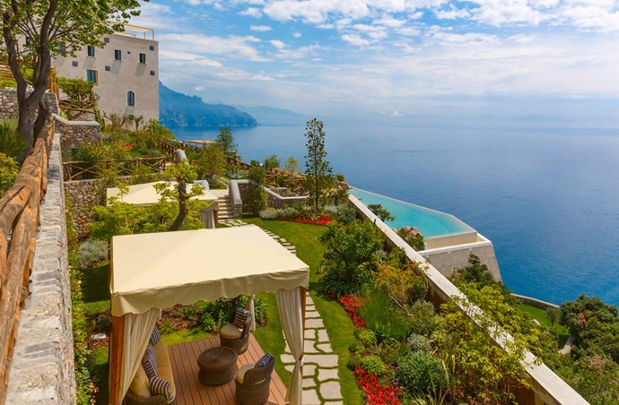 Monastero Santa Rosa, Italy: This restored 17th-century monastery-cum-clifftop hotel on the Amalfi Coast is postcard pretty (and the restaurant gives new meaning to the word delicious).